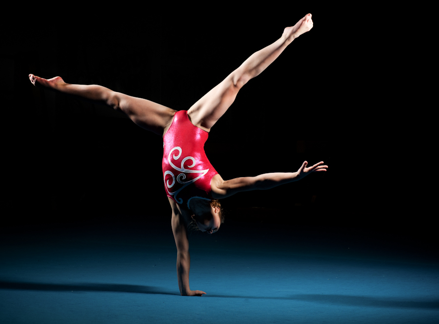 Gymnasts Premier Gymnastics of ...